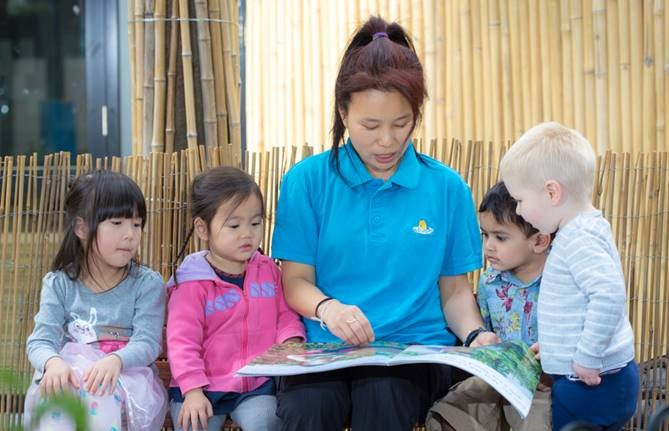 Sandcastles Childcare Chatswood 2 early education centre
