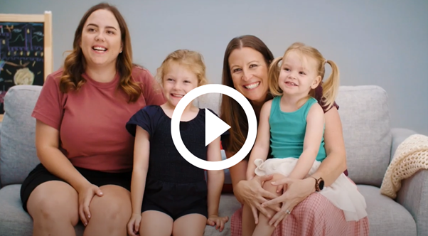 Hear from real families from our centres on why they love our centres, team members and offering!